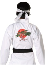Karate Kid San Daniel Authentic Adult Costume alt 2