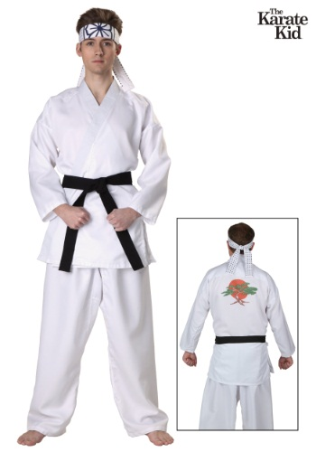 Karate Kid Daniel San Costume