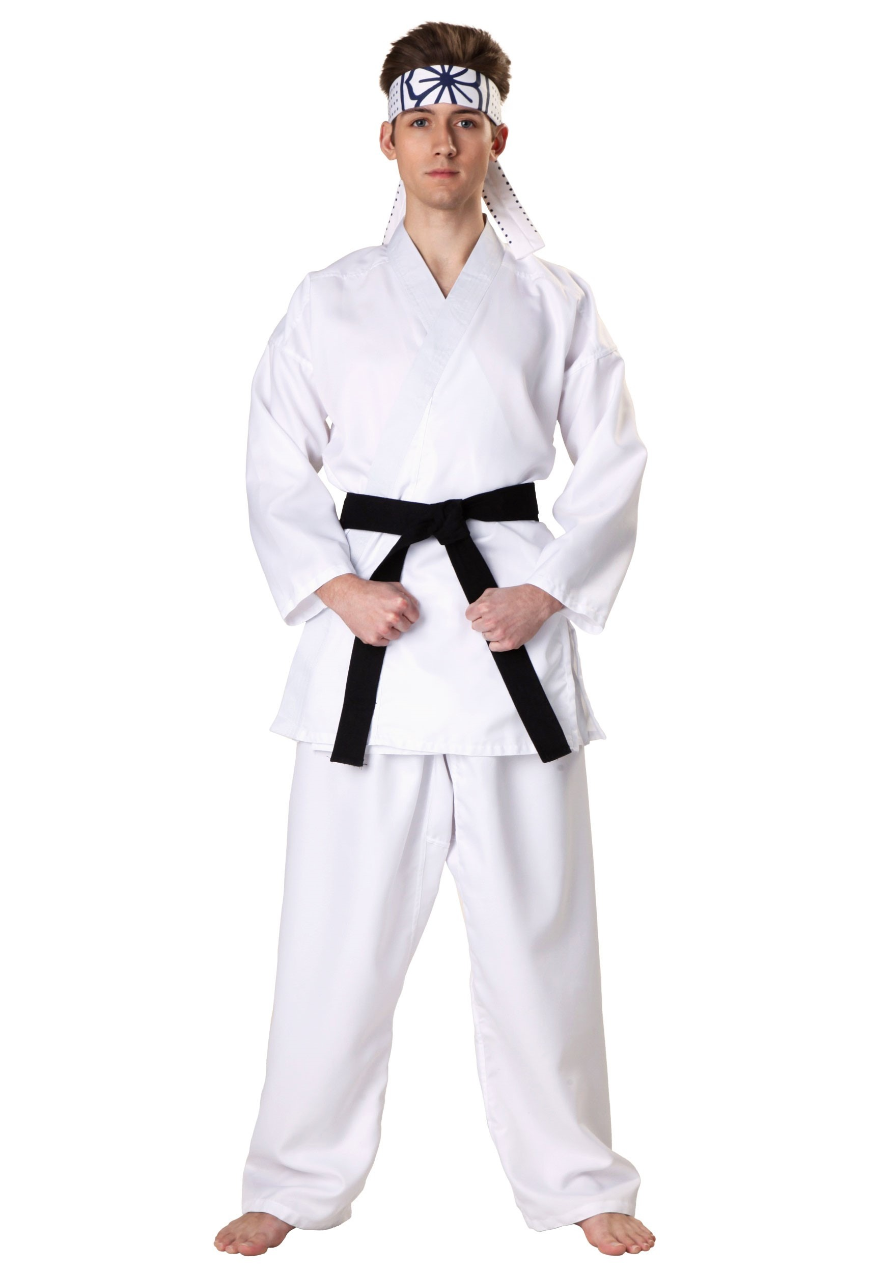 Karate Kid Daniel San Costume KAR2227AD