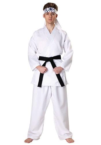 Karate Kid Daniel San Costume KAR2227AD-L