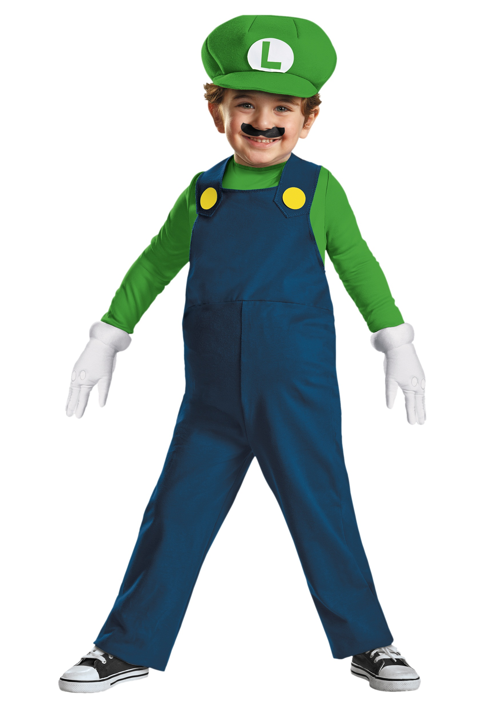 toddler luigi costume