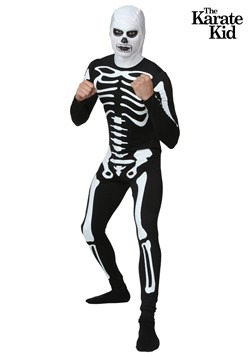 Karate Kid Skeleton Suit