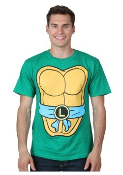 TMNT I Am Leonardo Men's T-Shirt
