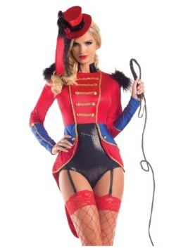 Lion Tamer Womens Costume