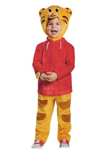 Daniel Tiger Deluxe Toddler's Costume