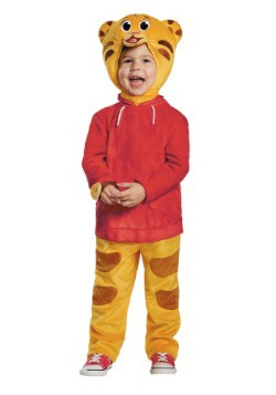 Daniel Tiger Deluxe Toddler's Costume