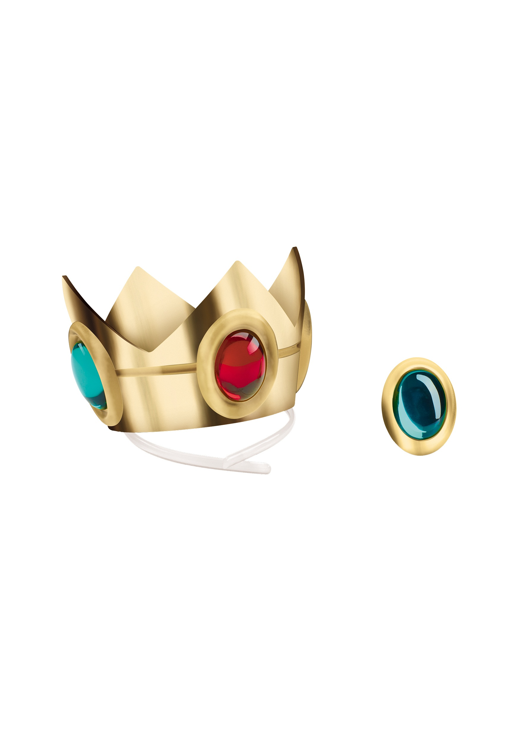 Princess Peach Crown and Amulet DI73757