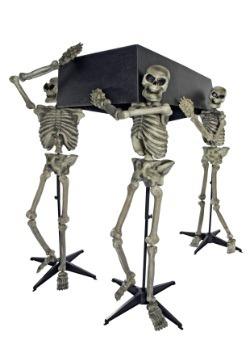 Skeleton Pall Bearers Decoration