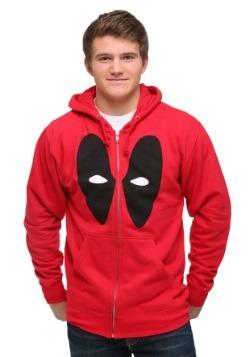 Minimal Deadpool Hoodie