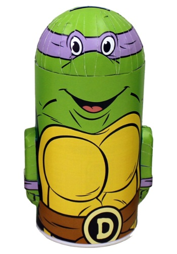 Donatello Tin Bank with Arms