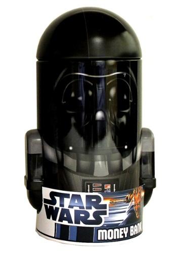 Darth Vader Tin Bank