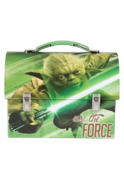 Yoda Tin Lunch Box