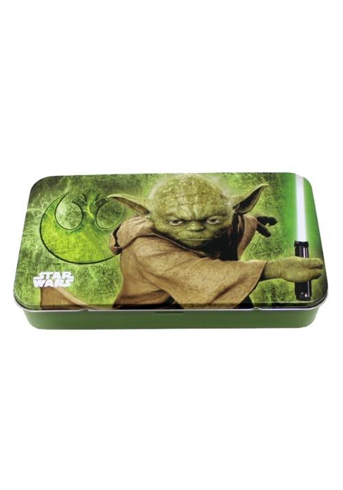 Yoda Tin Pencil Box