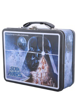 Star Wars Embossed Tin Lunch Box