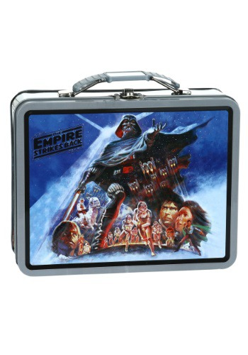 Empire Strikes Back Embossed Tin Lunch Box