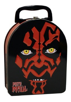 Darth Maul Tin Lunch Box