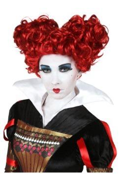 Deluxe Red Queen Wig