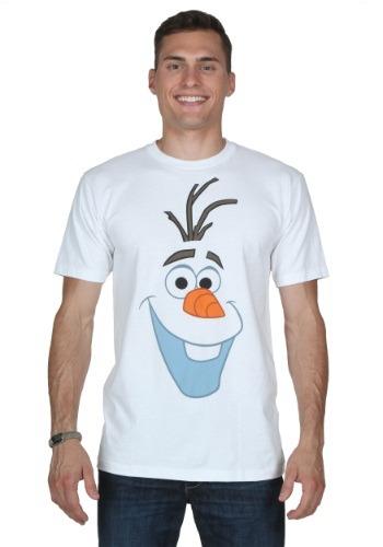Frozen Olaf Face T-Shirt