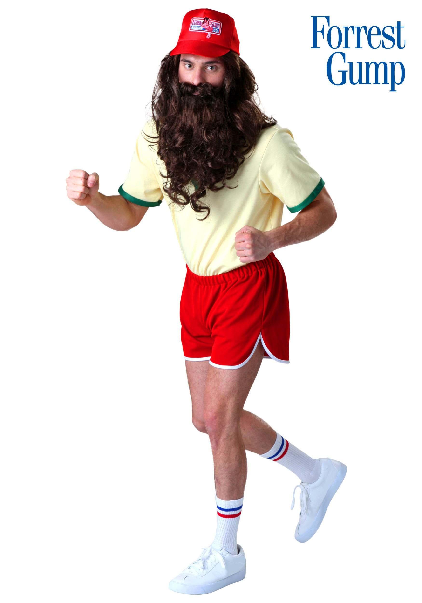 Running Forrest Gump Costume GUM6020AD