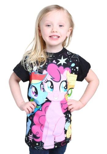 My Little Pony Bursting Cuties T-Shirt for Girls
