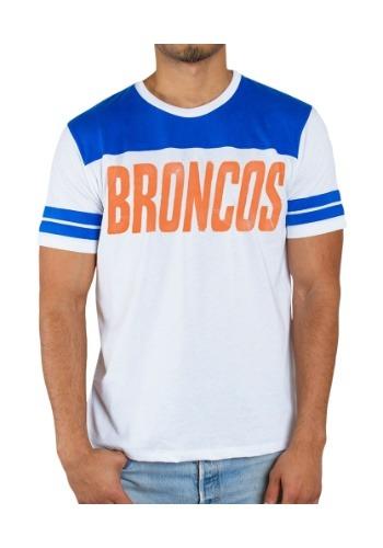 NFL Denver Broncos Sideline Stripe Men's T-Shirt