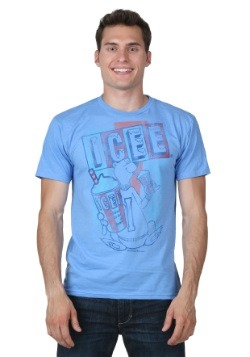 Icee Light Blue Men's T-Shirt