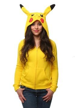 Womens Pikachu Hoodie