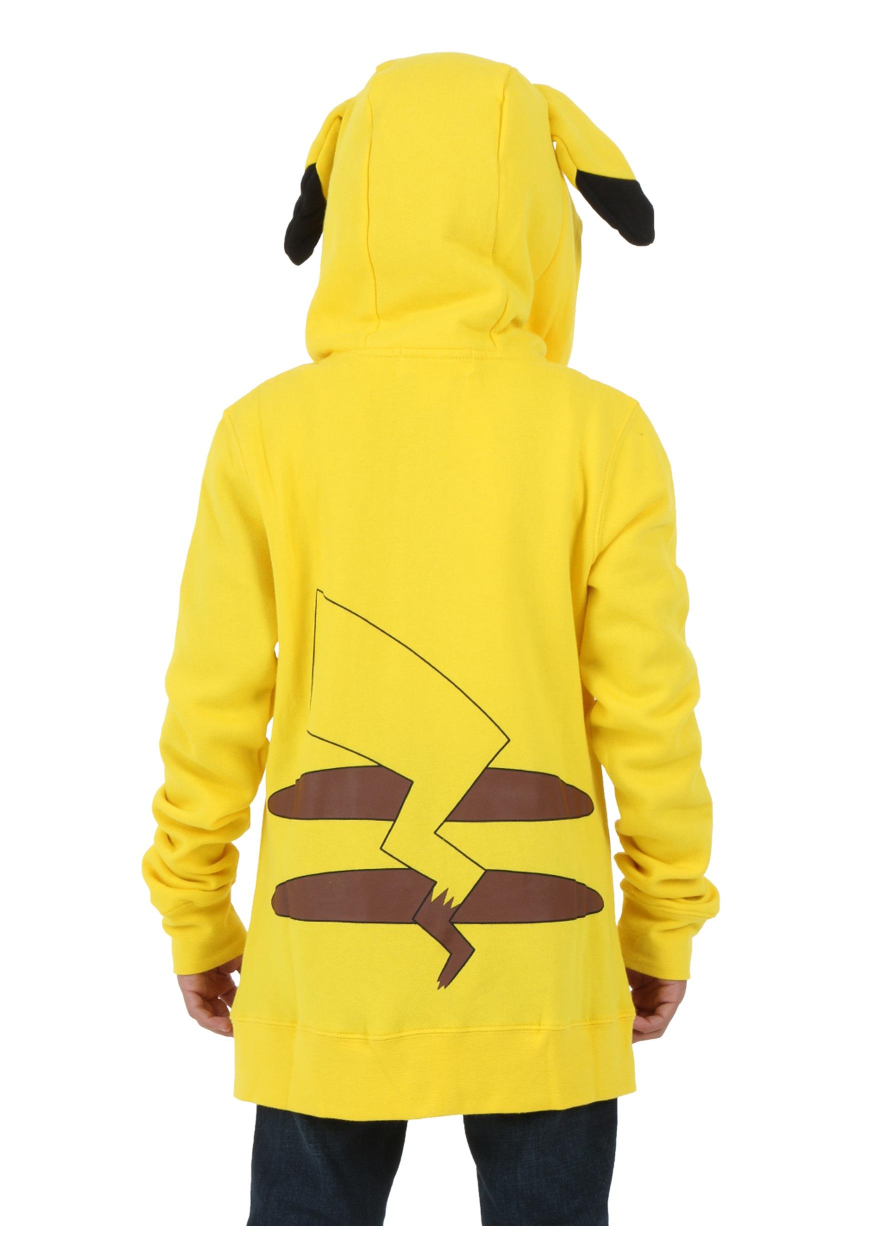 Womens Pikachu Hoodie · Womens Pikachu Hoodie