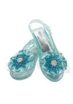 Frozen Elsa's Shoes