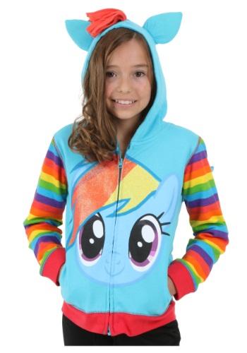 Child Rainbow Dash Hoodie