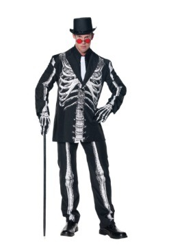 Bone Daddy Skeleton Costume Suit