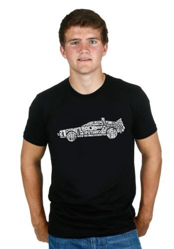 DeLorean Quotes T-Shirt