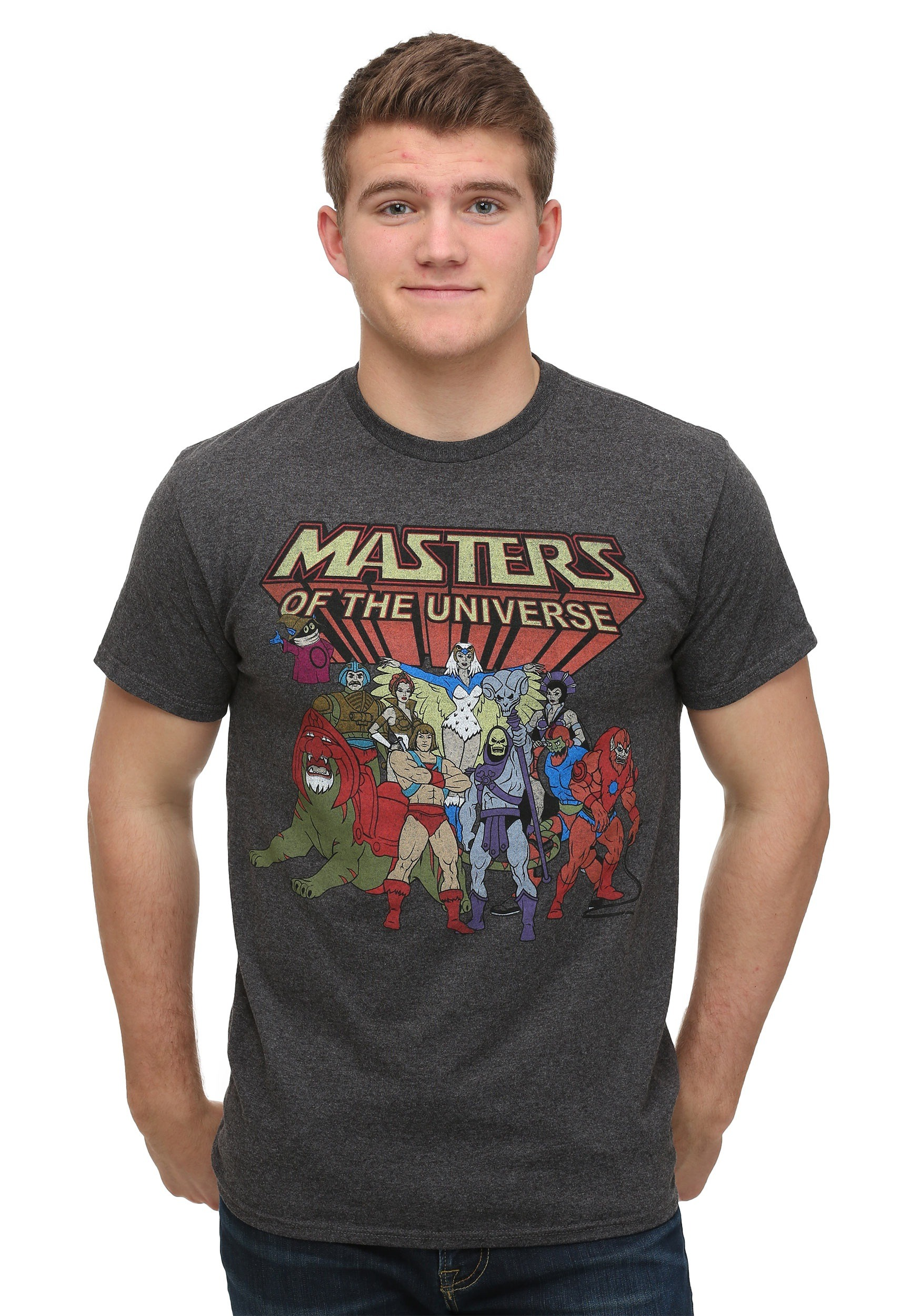 Masters of the Universe Group T-Shirt FZUASN019