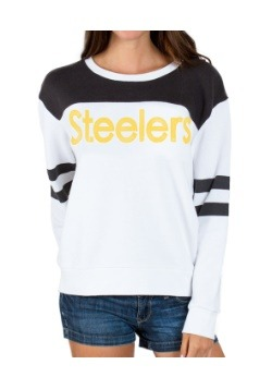 Color-Blocked Fleece Pittsburgh Steelers - Champion