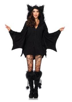 Cozy Bat Plus Size Womens Costume