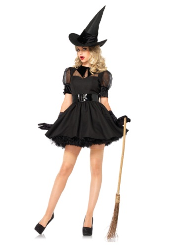 Plus Size Bewitching Beauty Costume for Women