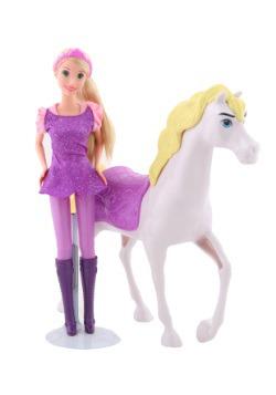 Rapunzel & Maximus Figure