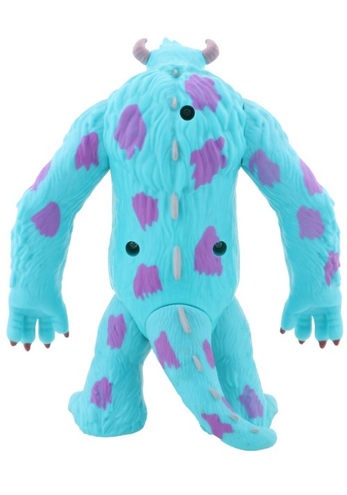 Monsters University Scare Majors Sulley Figure back