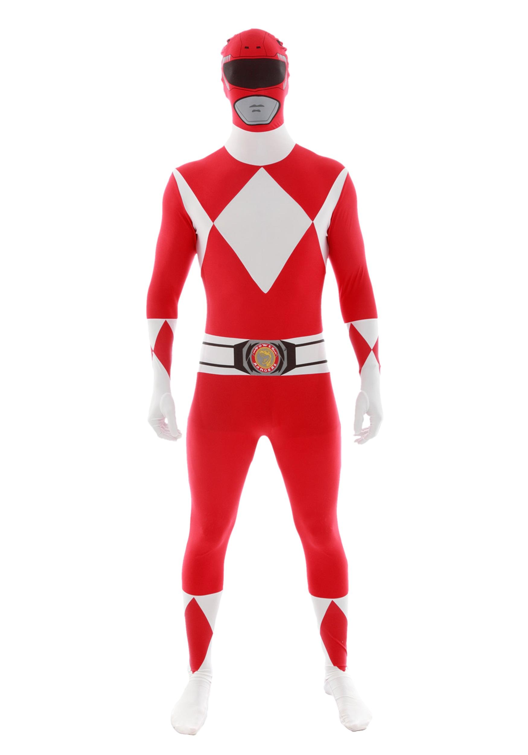 Power Rangers: Red Ranger Morphsuit MPMLPRRM