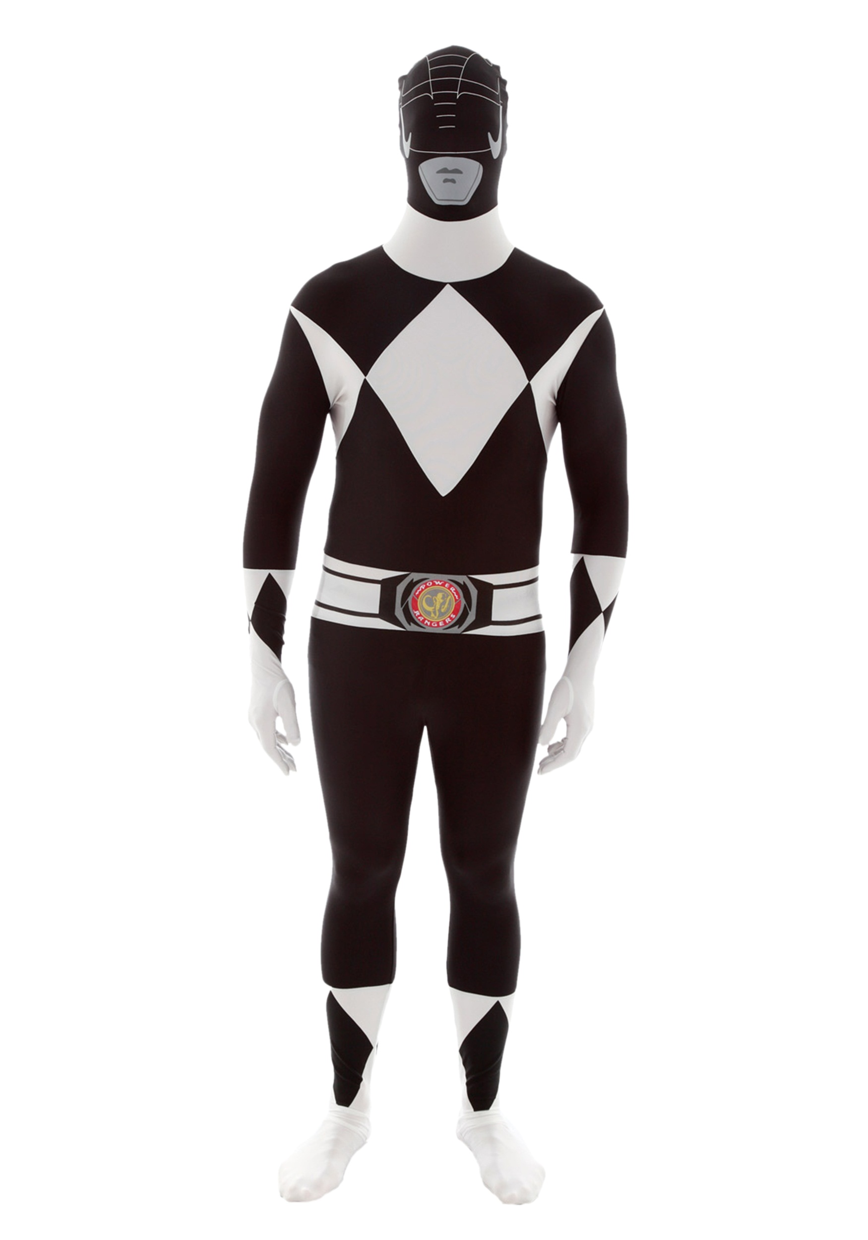 Power Rangers: Black Ranger Morphsuit MPMLPRBKM