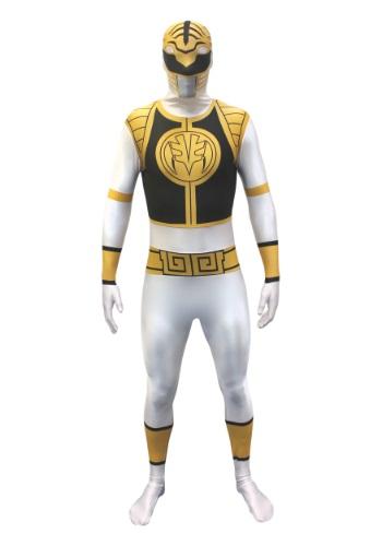Power Rangers: White Ranger Morphsuit MPMLPRWM-L