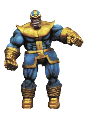 Marvel Select Thanos Action Figure DCMAY052331