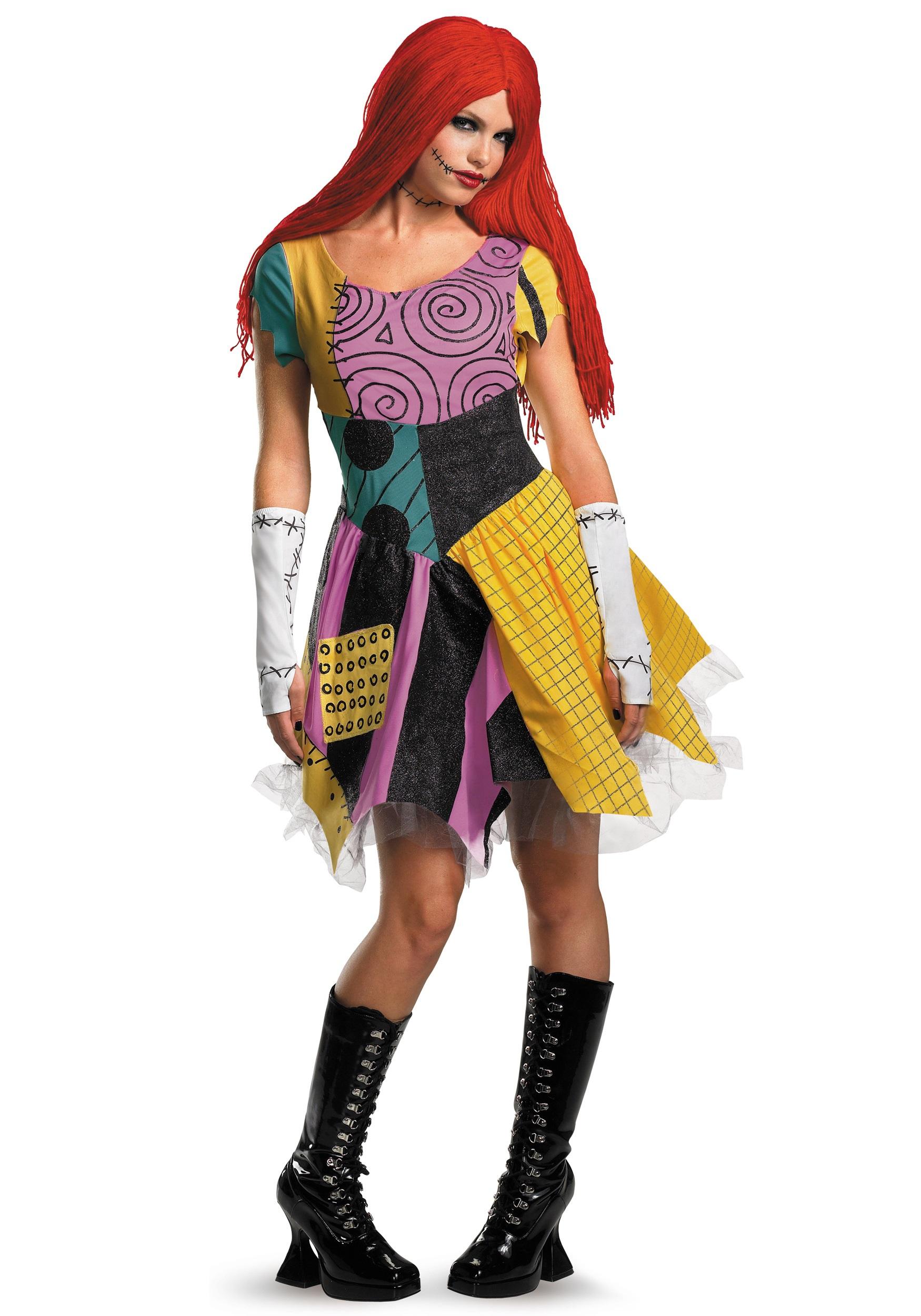 Sexy Sally Women's Costume