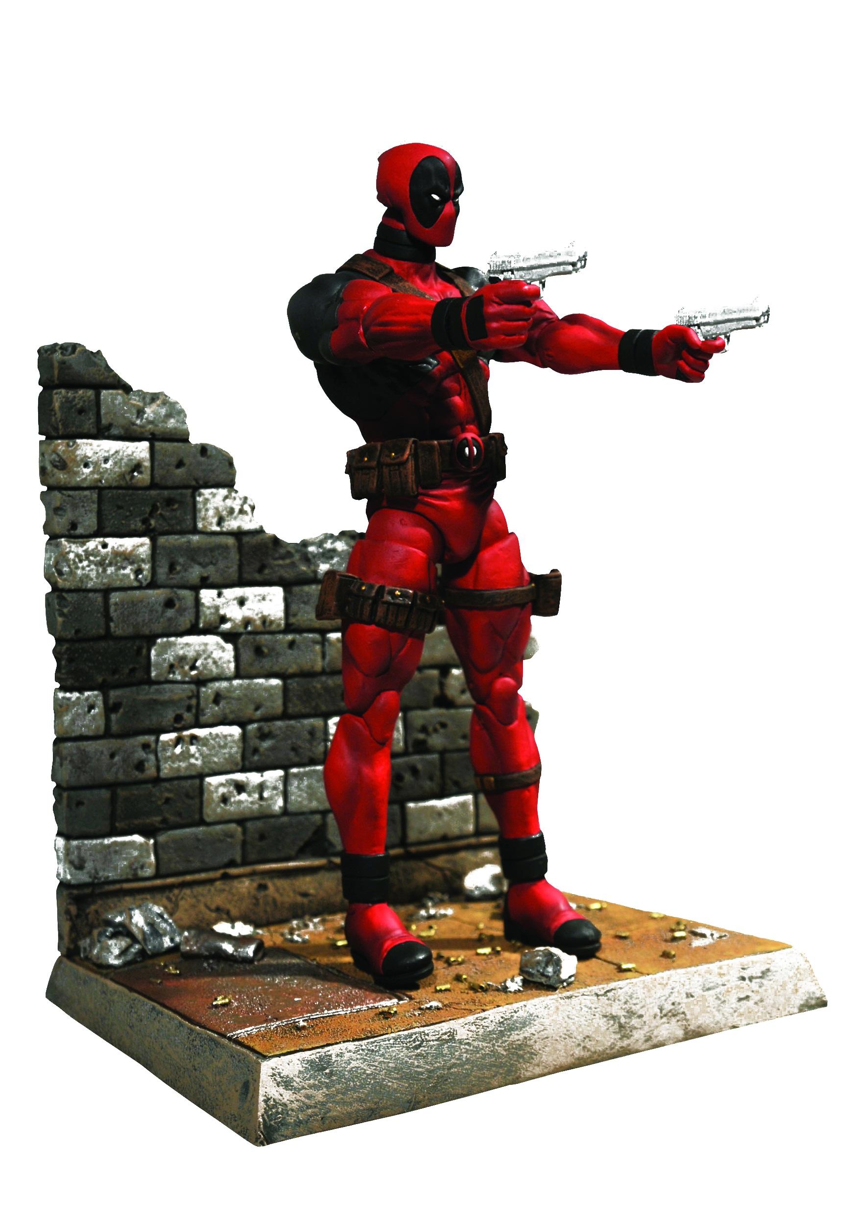 Marvel Select Deadpool Action Figure DCMAR101468
