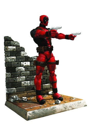 Marvel Select Deadpool Action Figure DCMAR101468-ST