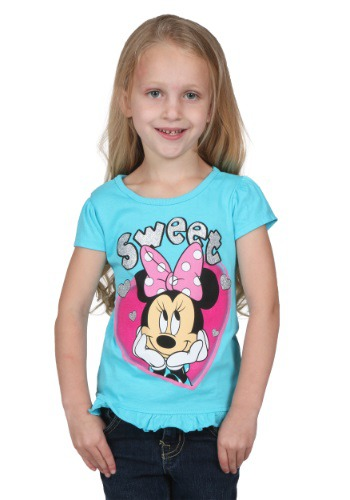Minnie Mouse Sweet Girls Toddler T-Shirt
