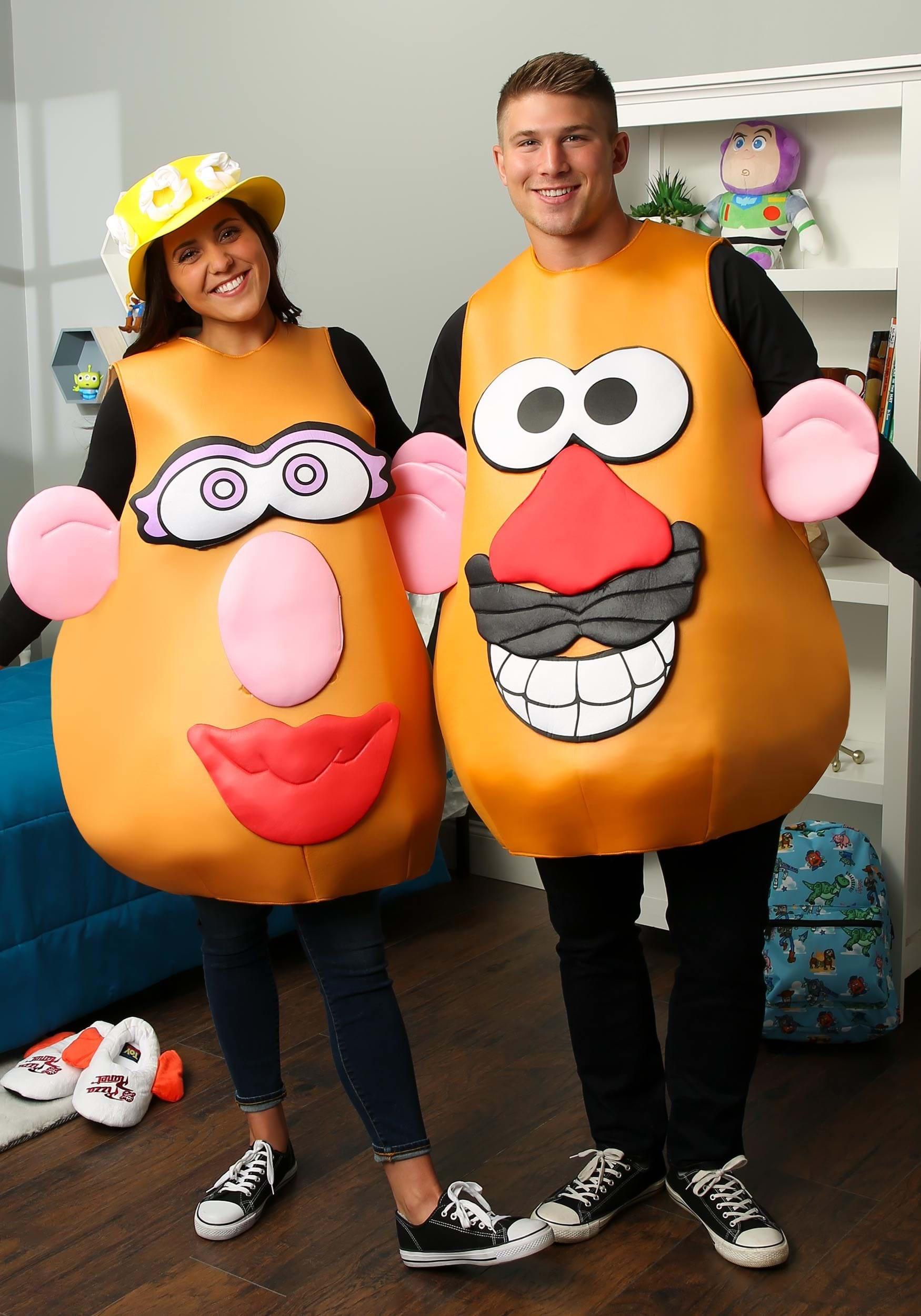 Mrs / Mr Potato Head Costume DI16828
