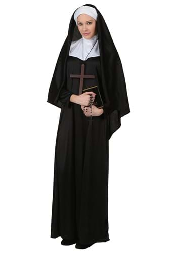 Traditional Nun Costume