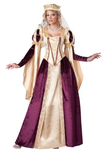 Women's Elite Renaissance Princess Costume