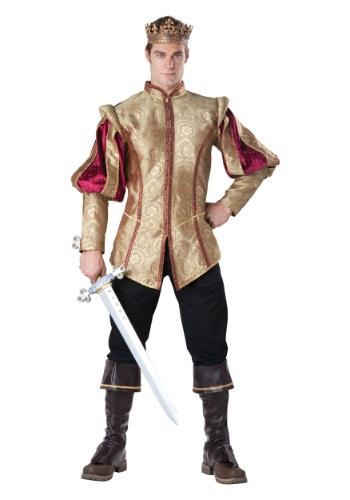 Men's Elite Renaissance Prince Costume